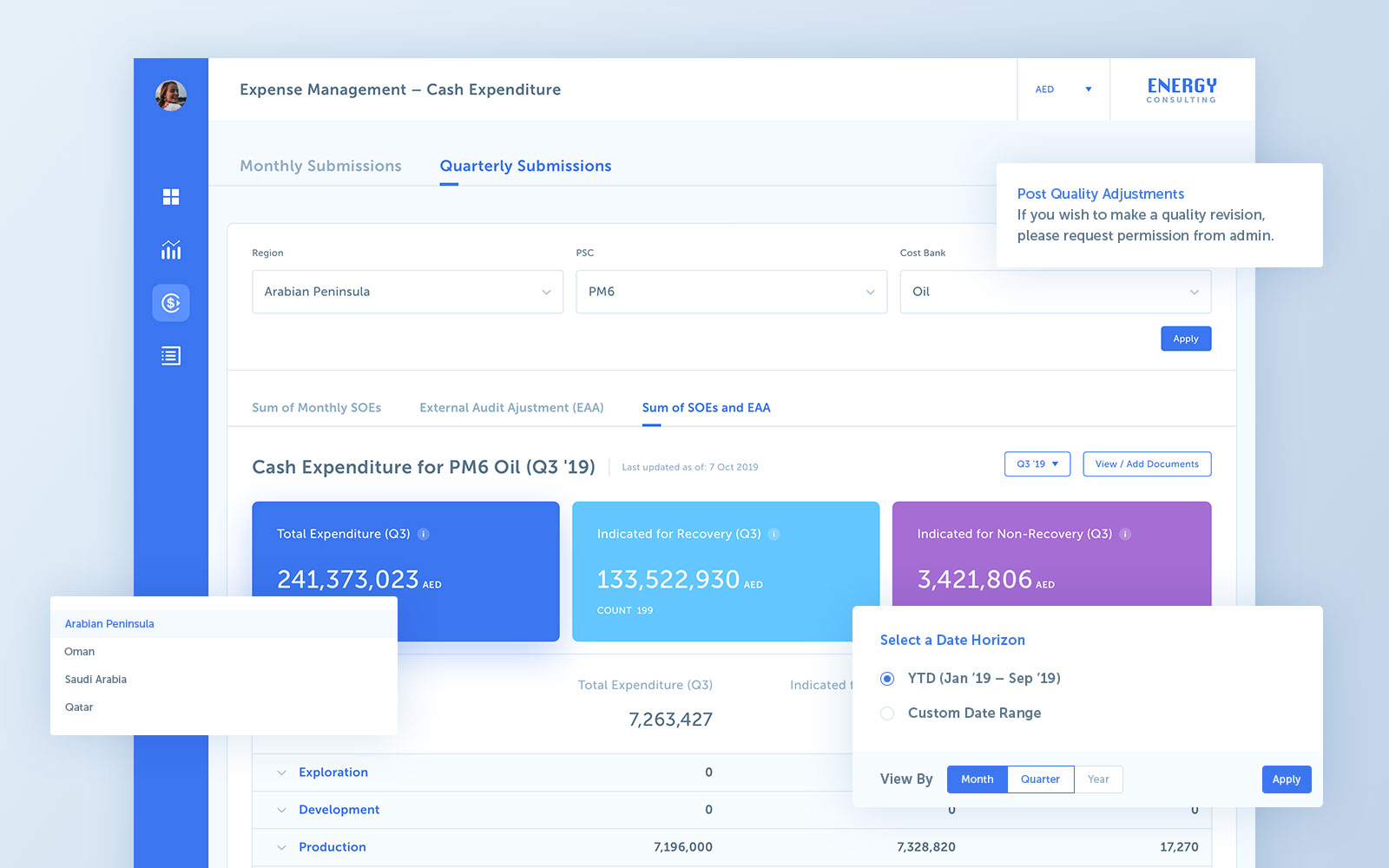 Expense Management Platform